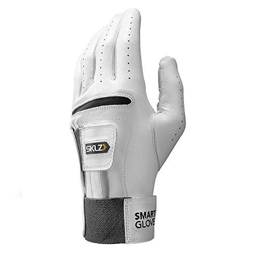 SKLZ Damen Handschuh Golf Smart Glove Left Hand, weiß, L Smart Hände