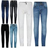 A2Z 4 Kids Kids Girls Skinny Jeans Designer's Denim Stretchy Pants Fashion Fit Trousers New Age 5 6 7 8 9 10 11 12 13 Years