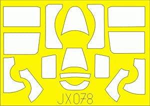 Eduard Accessories jx078Modelo Diseño 3de Accesorios F6F Hellcat para Trumpeter Montar