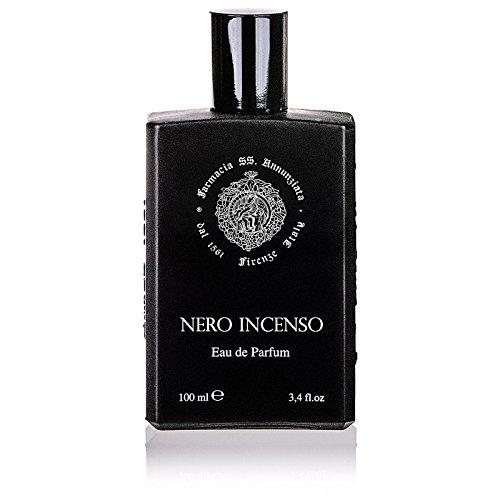 pharmacie SS. Annunziata 1561 Florence Italie Par Noir d'encens 100 ml Eau de Parfum en flacon vaporisateur Édition par Privé