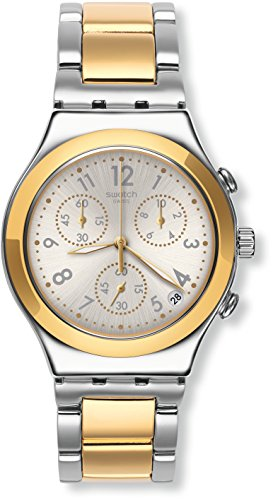 Orologio Swatch Irony Chrono YCS590G DREAMNIGHT GOLDEN