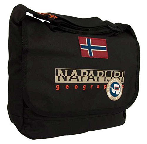 Napapijri North Cape Crossover Umhängetasche 34 cm Black