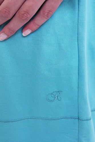 Rösch Damen Nachthemd Türkis