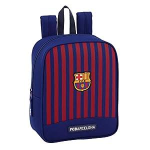 FCB FC Barcelona Mochila guardería niño Adaptable Carro.