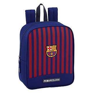 41SzEY4eK7L. SS324  - FC Barcelona Mochila guardería niño Adaptable Carro.