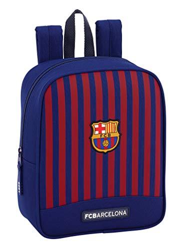 FC Barcelona Mochila guardería niño Adaptable Carro.