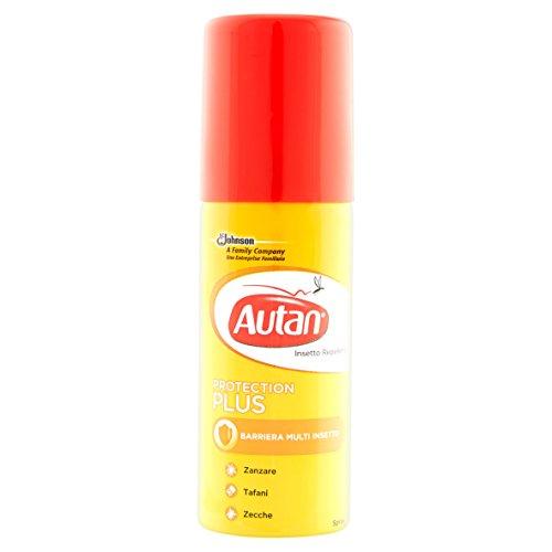 Insektenschutz autan protector plus spray 50 ml