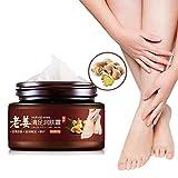 Fußpflege-Creme, ROMANTIC BEAR für Raue Trockene Risse Rissige Füße Fersenhaut, Reduziert Rötungen und Schmerzen, Antibakterielle und Entzündungshemmende, Anti-Juckreiz und Geruch Beseitigung