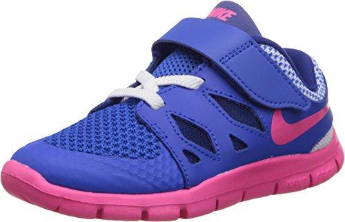 Nike Performance Free 5.0 Laufschuh Kleinkinder Größe 4 C, Blau -EUR 19,5