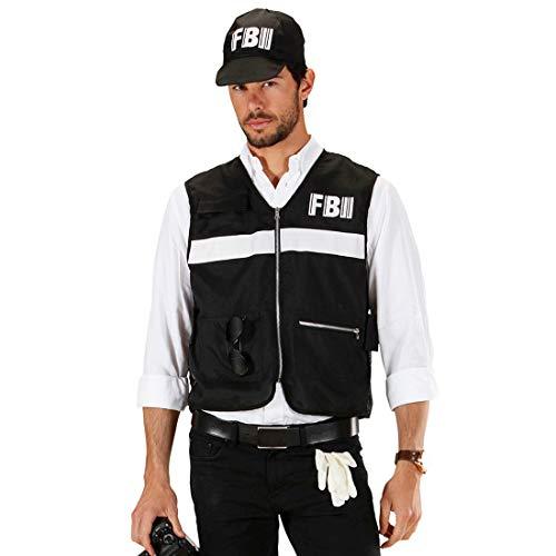 Fbi Agent Kostüm Herren - NET TOYS Angesagtes FBI-Kostüm für Herren