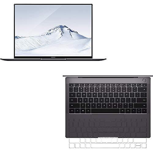 Joppen MateBook X Pro Tastaturschutz für Huawei MateBook X Pro, TPU Transparent,Tastatur Schutzfolie Cover