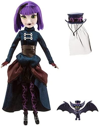 Disney Parks Attractionistas Gracey Haunted Haunted Haunted Femmesion 12 in Doll   Grimm B06XTGSF2H cc84d8