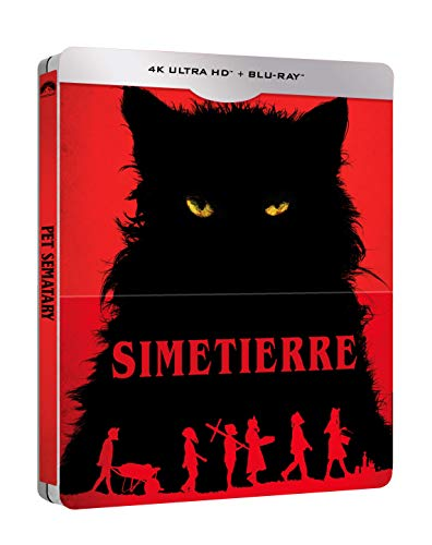 Simetierre [4K Ultra HD + Blu-ray Steelbook