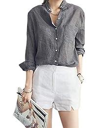 20c3d55851 Amazon.it: Laisla fashion - T-shirt, top e bluse / Donna: Abbigliamento