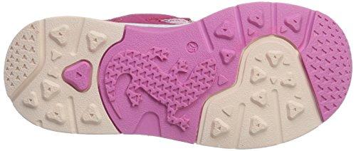 Lurchi Mädchen Levi-Sympatex Sneaker Pink (Pink)