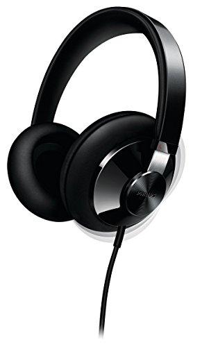 Philips SHP6000/10 Hifi-Kopfhörer mit Bügel 40mm schwarz