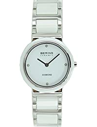 BERING Time Damen-Armbanduhr Slim Ceramic 10729-901
