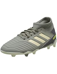adidas Predator 19.3 Fg J, Scarpe da Calcio Bambino