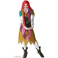 Rubbies - Disfraz de pesadilla de navidad adultos, talla L (UK 16-18