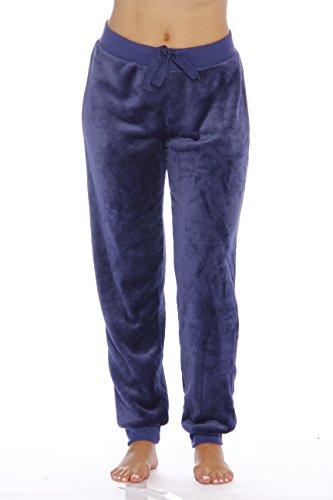 Just Love - Bas de pyjama - Femme Bleu Marine