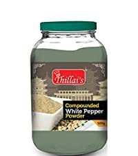 Compounded White Pepper Powder