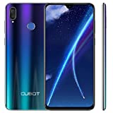Cubot R15 (2019) Android 9.0 Dual SIM Smartphone ohne Vertrag, 6.26 Zoll Waterdrop-Notch