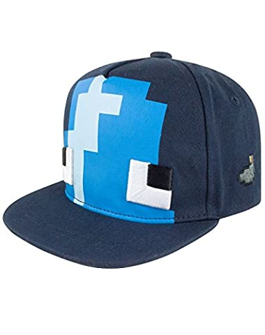 Minecraft Squid Kid's Snapback Cap (54cm)