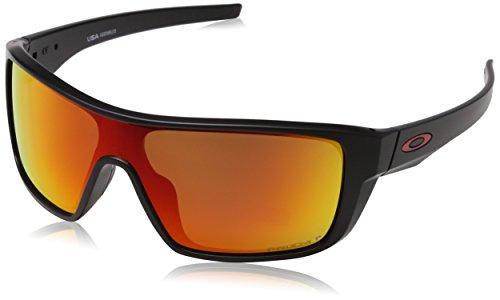 Oakley Herren Straightback 941106 Sonnenbrille, Schwarz (Negro), 1