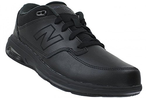 New Balance Mens MW813 Athletic Walking Shoe, Size: 7 Width: B Color: Black Black