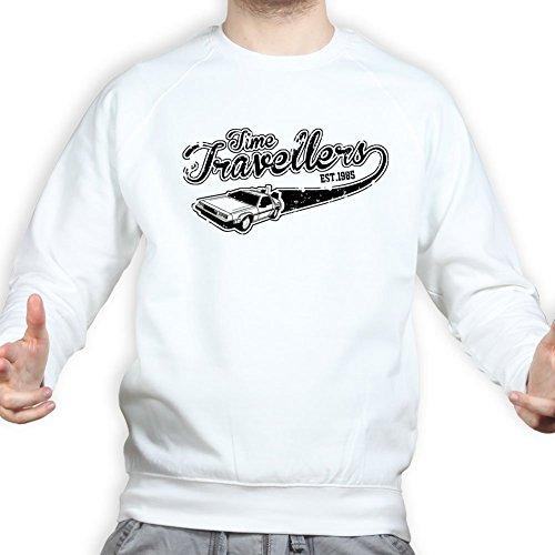 rean Sweatshirt 3XL White (Marty Mcflys Schuhe)