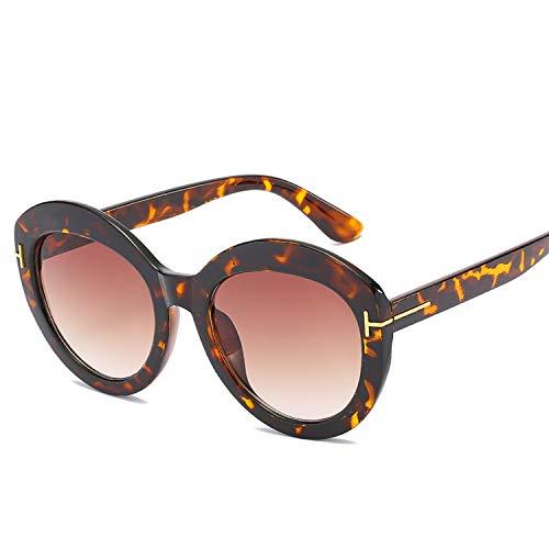 FIRM-CASE Retro-Sonnenbrille-Frauen-Männer-Qualitäts-Driving-Runde Sun-Glas-Marken-Weinlese-Lunette De Soleil Homme, 2