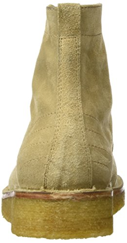 Pantofola d'Oro Stadium Anfibio, Desert Boots Femme Beige (24 Beige)