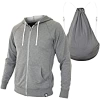 Quik Flip Apparel Hero Hoodie (Gris), otoño/Invierno, Color Gris, tamaño Medium