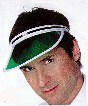 Grüne Poker-Kappe