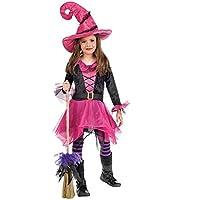 Limit Sport - Brujita Fuxia, disfraz infantil, talla 5 (MI981 5)