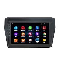 Car Navigation, For Suzuki Swift 17-18 Car Navigation Android Large Screen GPS Navigator Android 9 Car DVD Audio Radio Stereo GPS Navigation