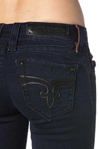 Rock Revival - - Frauen Adele Enge Jeans Denim