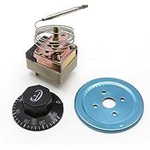 AC 250 V 16 A 50 – 300 °C termostato controlador de temperatura NC no