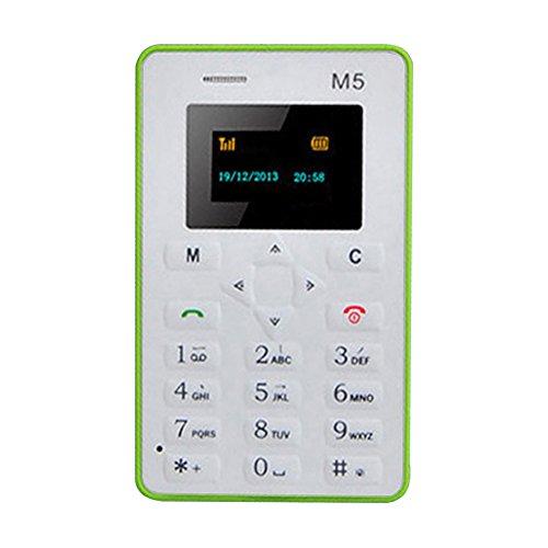 Mini-M5 - Tarjeta teléfono móvil ultrafina 2,54
