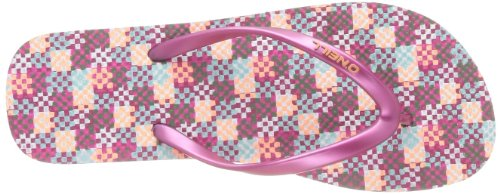 O'Neill Ftw Moya Check, Tongs femme Rose (4054 Pink Marti)