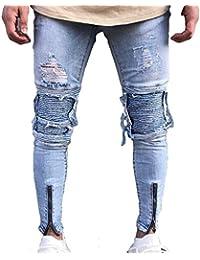 73b928bbc7 Amazon.it: Lannister Fashion - Jeans / Uomo: Abbigliamento