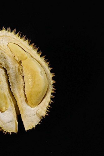 Durian Fruit: 150 lined pages, softcover, 6 x 9