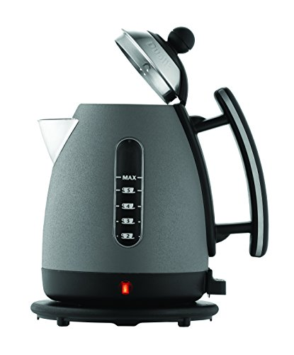Dualit 72662 Cordless Jug Kettle from Stoneware Range, 1.5 L - Granite