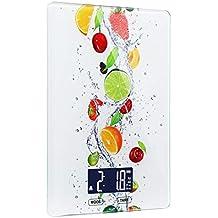 Camry Báscula de Cocina Digital, multifunción, Báscula para Alimentos, Baking Scale para cocinar