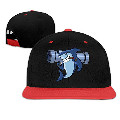 Bazooka Sharks (Clean) Summer Cool Heat Shield Unisex Hip Hop Baseball Cap
