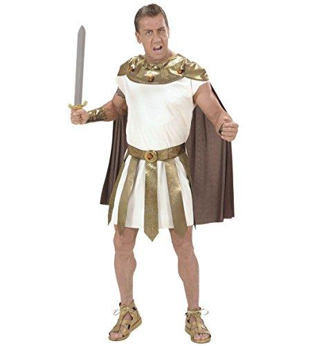 Costume Carnevale Uomo Gladiatore Romano * 22852-M