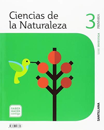 Ciencias de la naturaza 3 primaria saber hacer contigo
