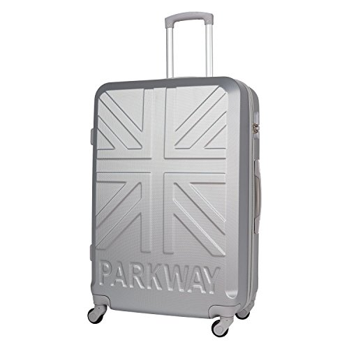 Valise PARKWAY taille moyenne 20410 SILVER 59 cm