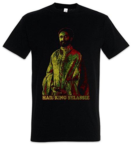 Haile Selassie Portrait II T-Shirt - Größen S - 5XL