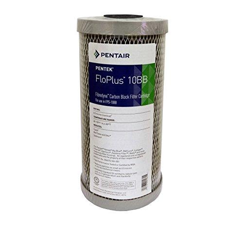 Pentek FLOPLUS Jumbo Kohleblockfilter, 25,4 cm